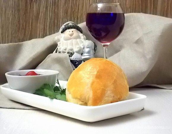 Горячая закуска «Бомбочки»
