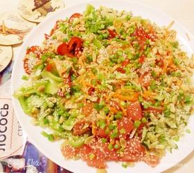 «Ю-Шен» (салат счастья, богатства и удачи)