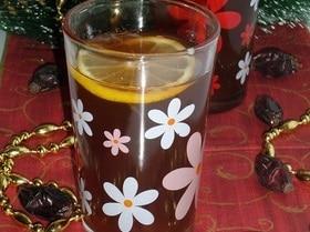 Зимний напиток «Витаминный заряд»