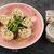 Закусочные рулетики с паштетом из лосося