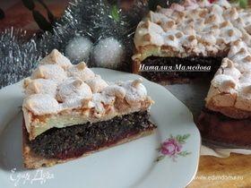Праздничный пирог с тремя начинками «Мечта сладкоежки»
