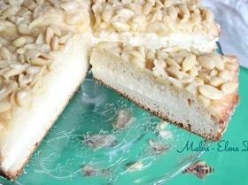 Пирог «Укус пчелы»
