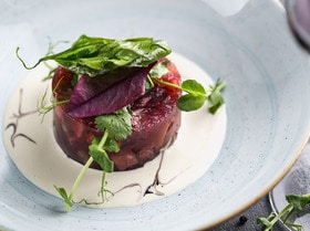 Террин от шеф-повара ресторана Carne/Vino