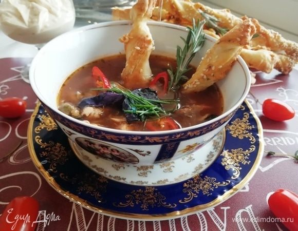 Суп «Буйабес»