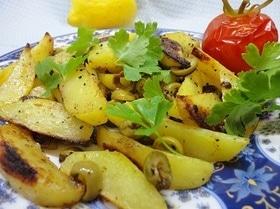 Картофель по-мароккански
