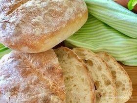 Сельский хлеб Hamelman's Pain Rustique