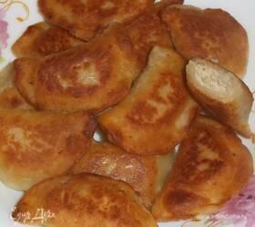 Чебупели с курицей и сыром