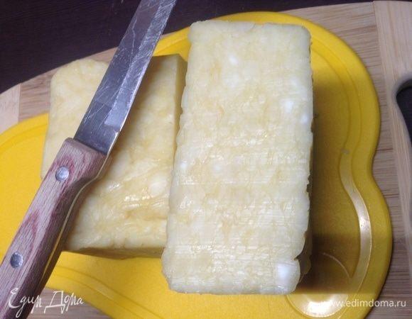 Домашний сыр за один день «Неделька»
