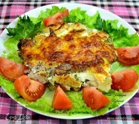 Мясо с картошкой по-деревенски