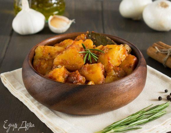 Как делается рагу картофельное — 10