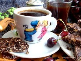 Кофе с черешней (вишней)
