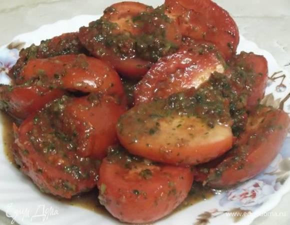 Закусочные помидоры «Казачки»