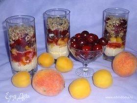 Десерт «Лакомка»