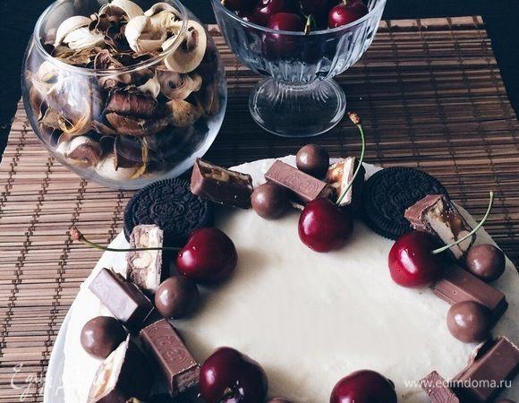 Торт «Пломбир»