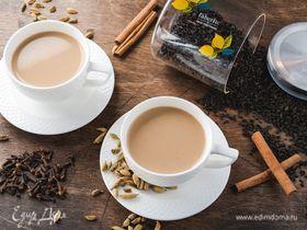 Пряный чай масала