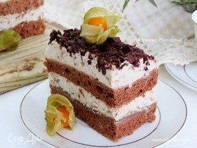 Каштановый торт