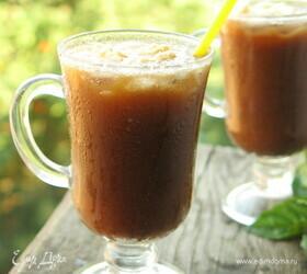 Ледяной кофе «Элегантиссимо»