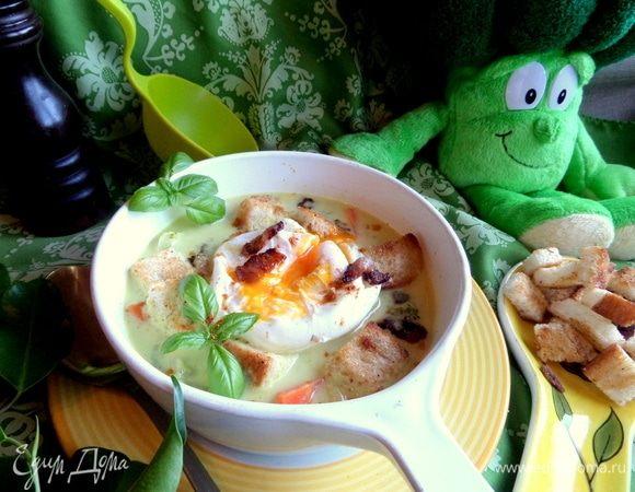 Сырный суп «Ностальгия»