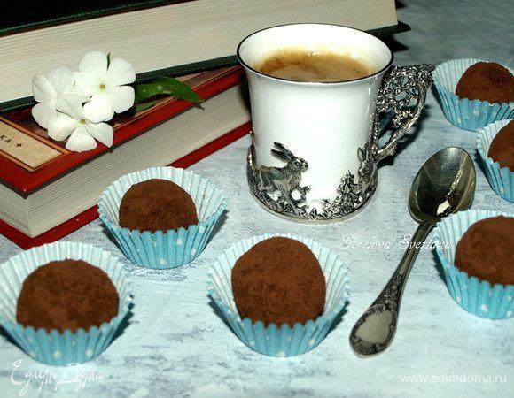 Какао-шарики с финиками