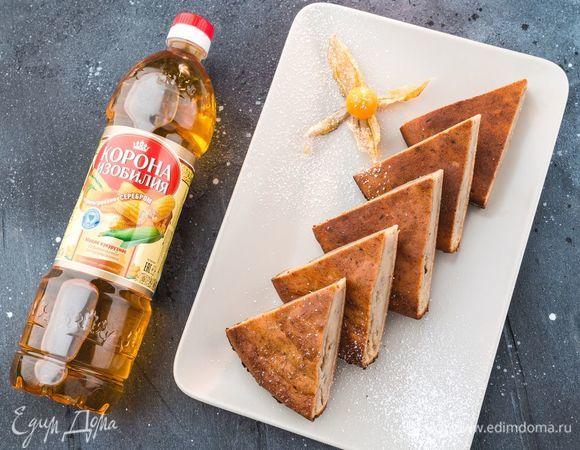 Ароматный банановый хлеб