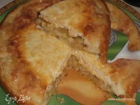 Сырно-луковый пирог «Амка»