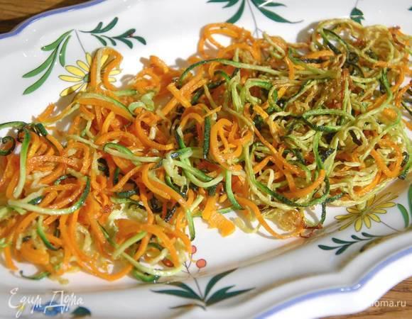 Чипсы из овощей