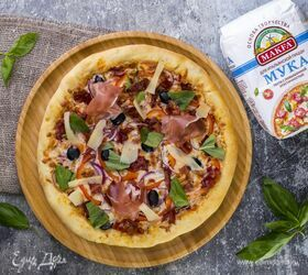 Пицца с сырными краями