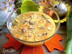 Суп «Капустняк с манкой»