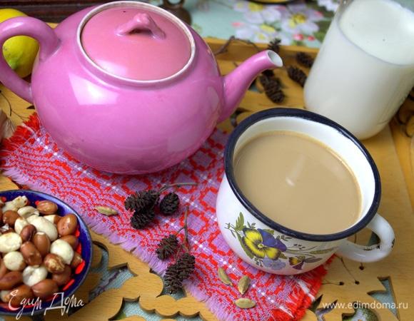 Чай масала (упрощенный вариант)