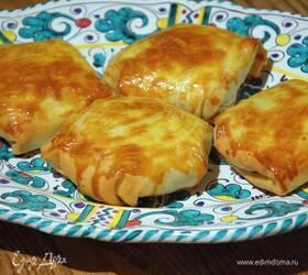 Пирожки с курицей по-восточному