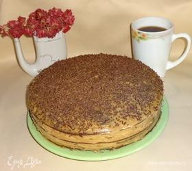 Торт «Кофейный»