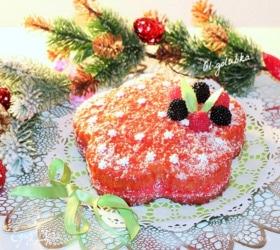 Торт «Малиновый звон»