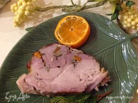Запеченная свинина «Коллет»