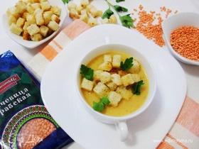 Чечевичный суп «Конти»