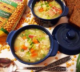 Бернский ярмарочный суп
