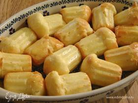 Ромовые бабы с сиропом из сидра