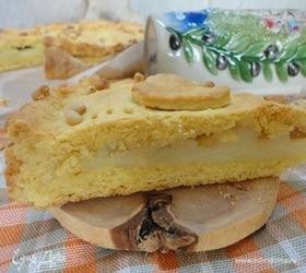 Бабушкин пирог (Torta della nonna)