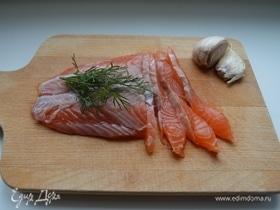 Малосольная рыба