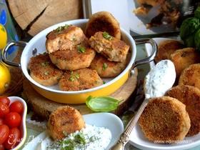 Рыбно-картофельные биточки