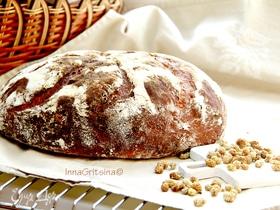 Хлеб с шелковицей