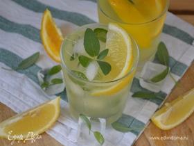Турецкий освежающий лимонад