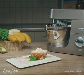 Освежающий фруктовый салат «Кубик»