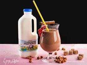 Шоколадно-ореховый смузи
