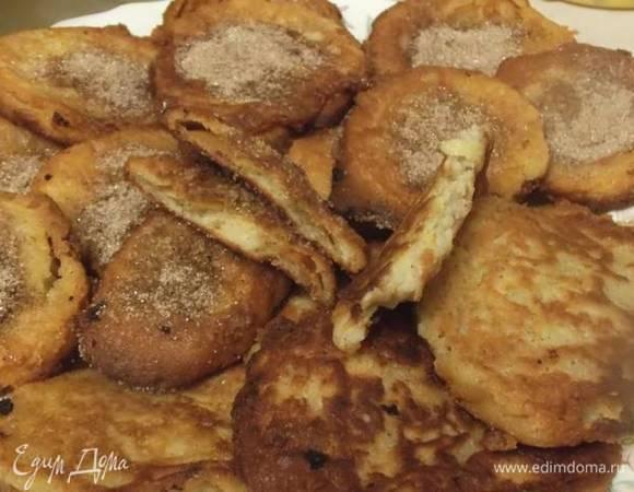 Два варианта десерта «Яблоки в тесте»
