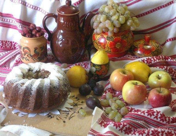 Кекс «Осенняя ярмарка»