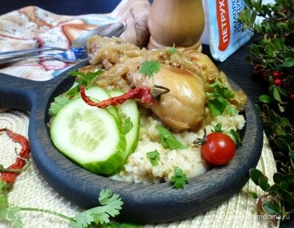 Ясса (курица по-сенегальски)
