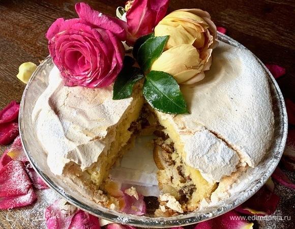 Яблочный пирог «Французский поцелуй»