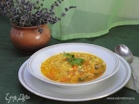 Турецкий суп невесты Эзо (Ezo Gelin Çorbası)