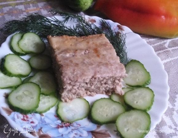 Суфле из свинины