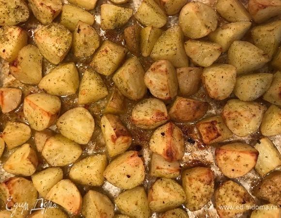 Картофель ароматный по-домашнему